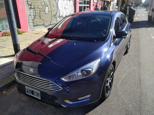 Ford Focus Titanium 5p At 2.0 56mil Kms Excelente