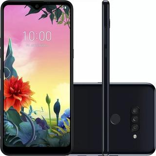 Smartphone LG K50s 32gb Tela 6,5 Câmera Tripla Nf