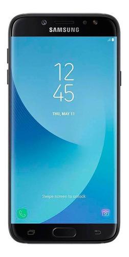 Imagem 1 de 4 de Usado: Samsung Galaxy J7 Pro 64gb Preto Bom - Trocafone