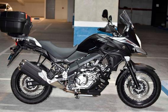 Moto Suzuki Vstrom 650 Xt Nueva 2020 900 Kms Al Dia