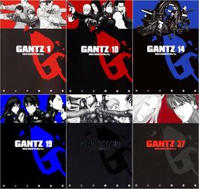 Mangà Gantz Completo 37 Volumes Em Português Digitais