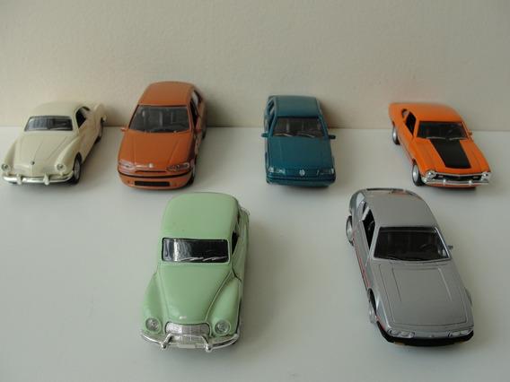 Mini Carros Coleção Do Jorrnal Extra