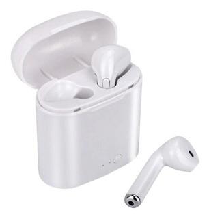 Audífono Bluetooth I7tws Mini Manos Libres AirPods Wireless