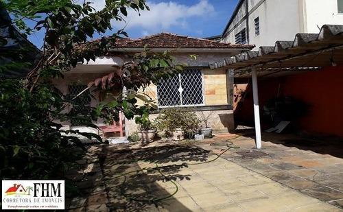 Imagem 1 de 15 de Casa Para Venda Em Rio De Janeiro, Campo Grande, 3 Dormitórios, 1 Banheiro, 2 Vagas - Fhm6795_2-1214878
