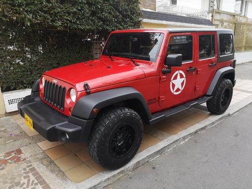 Jeep Wrangler Unilimited Sport Aut.