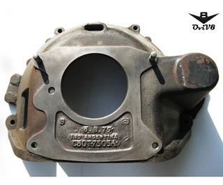 Ford V8 292 Fase 1 Y Fase 2 - Carcasa Cubre Volante Embrague