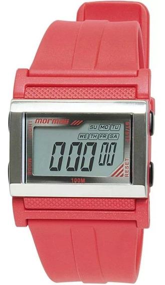 Relógio Feminino Mormaii Digital Casual Gx/8r