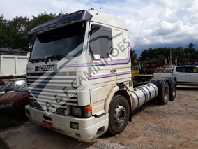 Scania R 113 360 1994 6x2 Top Line ( Cambio 6 Marchas )