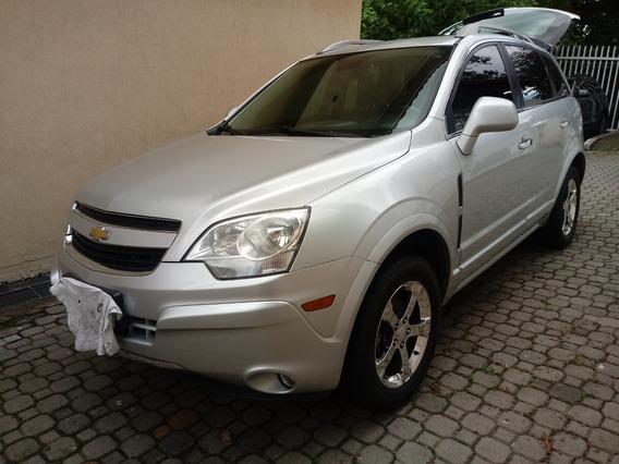 Chevrolet Captiva 3.0 268 Cv Awd 4x4 Unico Dono Teto Solar