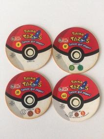 Tazos Pokémon Elma Chips 6 12 33 60