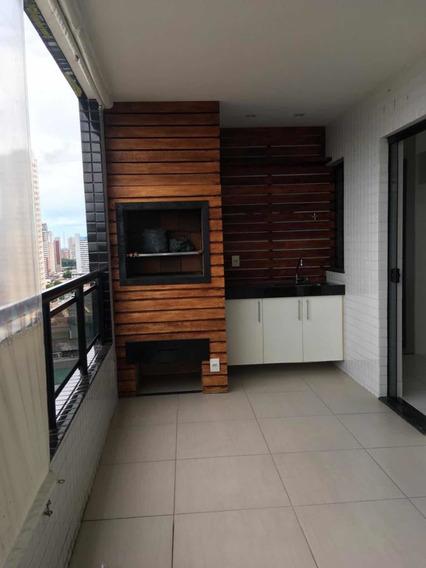 Apartamento 3 Suítes , 2 Vagas, Andar Alto, Umarizal