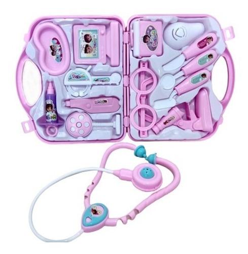 Imagem 1 de 3 de Maleta Médica Enfermeira Infantil - Small Doctor