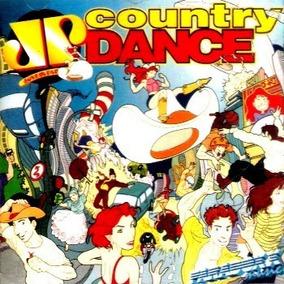 Cd Country Dance Jovem Pan Paradoxx Music Lacrado