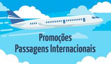 Passagens E Pacotes Internacionais (promocional)