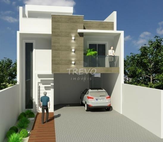 Casa Em Condominio - Cidade Industrial - Ref: 2057 - V-2057