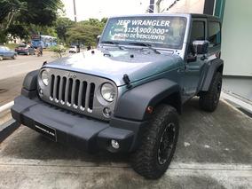 Jeep Wrangler Sport X Aut