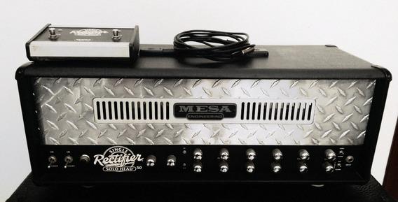 Amplificador Mesa Boogie Single Rectifier 50w