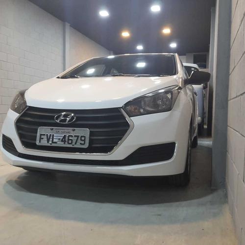 Hyundai Hb20 2018 1.0 Comfort Flex 5p