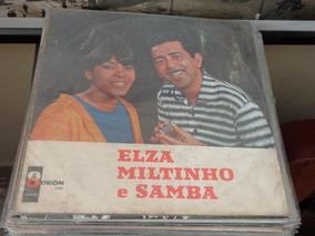 Elza Soares - Elza, Miltinho E Samba (1967, Mono)