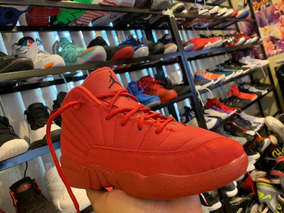 Jordan Retro 12 Bull Red Talla 20cm