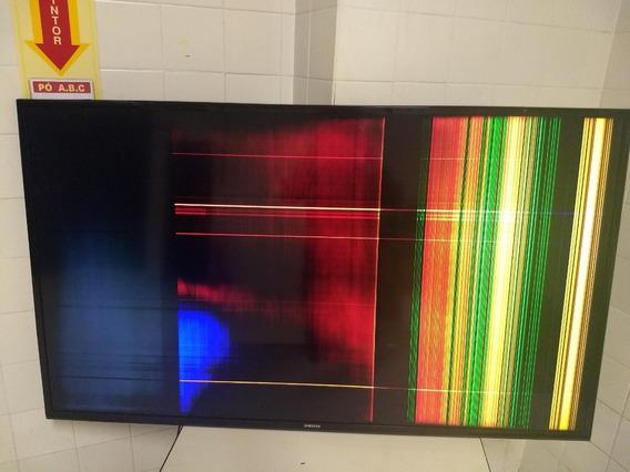 Tv Samsung 60 Un60h6103 Agxd Tela C/ Def. Peças Ou Inteira