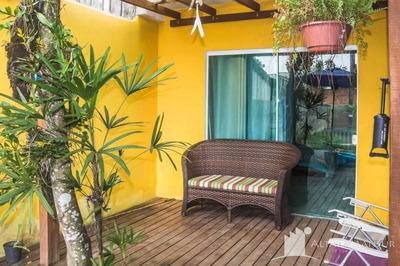 Casa Mobiliada Em Itapoá/sc - 989