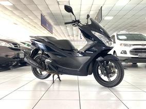 Honda Pcx 150cc Ano 2018 Com Apenas 2 Mil Km Financiamos