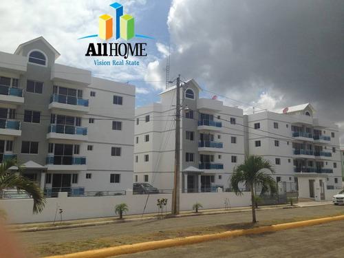 Apartamentos Listo En Los Llanos De Gurabo, Santiago.