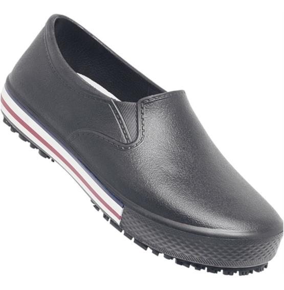 Sapato De Segurança Ocupacional Antiderrapante Impermeavel