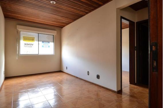 Apartamento No 3º Andar Com 1 Dormitório - Id: 892967140 - 267140