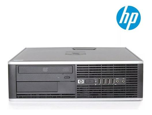 Cpu Hp Elite 8100 I5 4gb Ddr3 Ssd 240gb Leitor Dvd Wifi