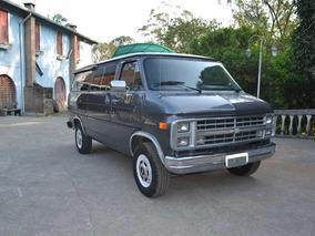 Van Furgao Chevrolet Beauville