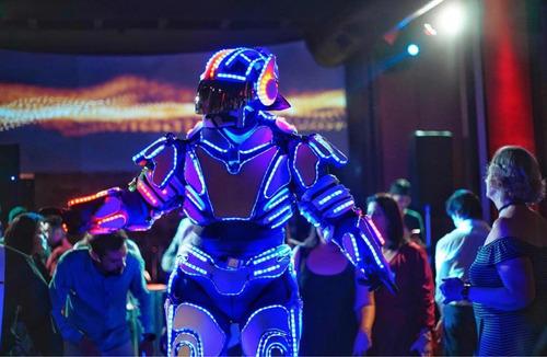 Imagem 1 de 5 de Robô Megatron Para Festa