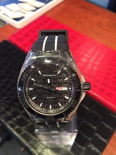 Reloj Pulsera Technomarine Acero Sumergible Garantia Suiza