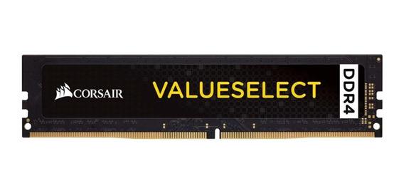 Memoria RAM 4GB 1x4GB Corsair CMV4GX4M1A2666C18