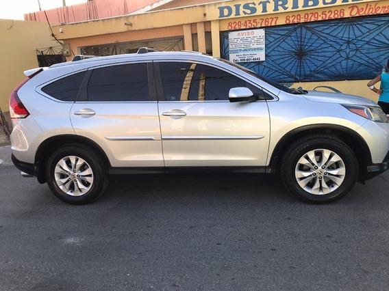 Honda Cr-v Nueva 4x4 Full Año 2012
