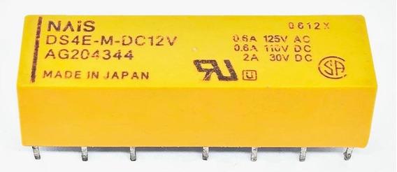 Rele Ds4e-m-dc12v Nais (ds4emdc12v)