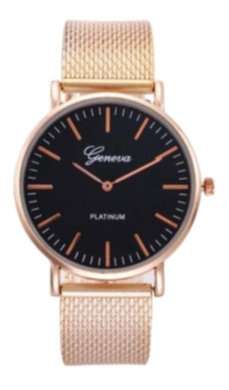 Relógio Feminino Geneva Analógico Quartz