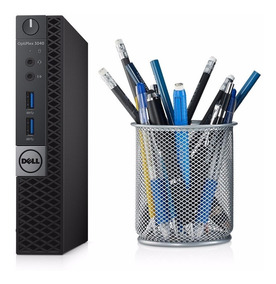 Dell Optiplex 3020m Ultracompacto Versatil I3 4gb 500gb