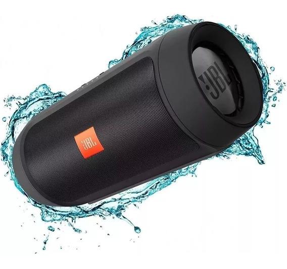 Caixinha De Som Charge2+ Plus 20w Bluetooth Sd Pen Drive Auxiliar