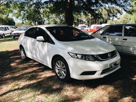 Honda Civic Lxs M/t Full Caja 6ta 2016
