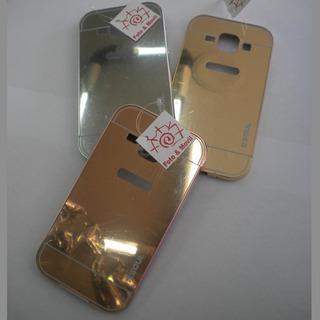 Funda Samsung J1 Metalizadas