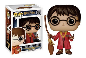 Funko Pop! - Harry Potter Quadribol #08