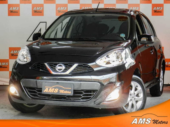 Nissan March Sv 1.0 16v Flex Fuel 5p