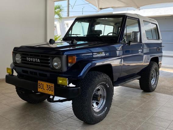 Toyota Fj Toyota Land Cruiser 4.5. 1993 1996