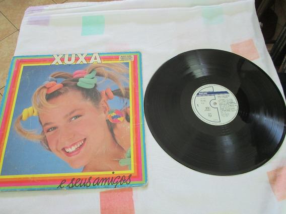 Lp - Xuxa E Seus Amigos - 1.985