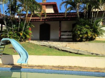 Chácara À Venda, 1225 M² Por R$ 690 Mil Condomínio Fechado - Região De Atibaia Sp - Ch0189