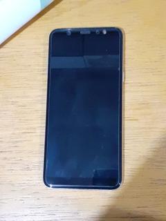 Samsung Galaxy A6+, Android 10 Tela 6