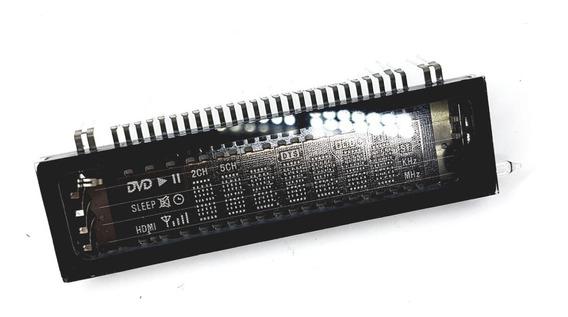 Display 8x16 Para Dvd Xb1536-black Original Leitor