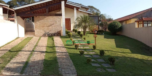 Imagem 1 de 24 de Casa À Venda, 168 M² Por R$ 730.000,00 - Paysage Clair - Vargem Grande Paulista/sp - Ca0582